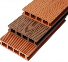 Древесно-полимерный композит и производство декинга
